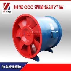 HTF消防高温排烟风机的安装和日常保养
