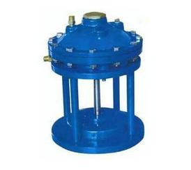 JM742X型隔膜片池底卸泥阀