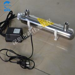 不锈钢过流式紫外线杀菌设备,UV紫外线消毒设备