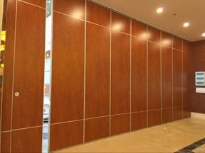 武汉酒店隔断,活动隔断,移动隔断墙,轨道隔断墙