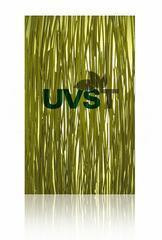 UVST-Z0003Green+Green  3form夹层植物生态树脂板