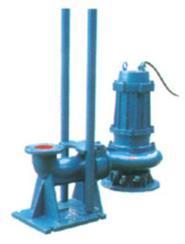 永嘉WQ无堵塞移动式潜水排污泵厂家