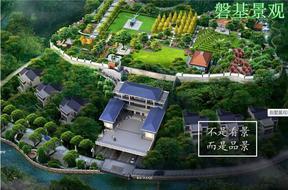 别墅景观设计工程----太白一号