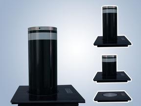 升降柱防冲撞护柱气动式全自动护柱