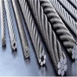 汕头304不锈钢环保PE绳 不锈钢8MM钢丝绳包胶