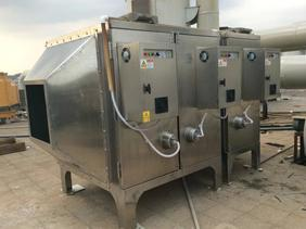 塑胶成型厂高效除烟除臭设备