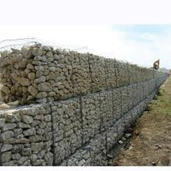 高尔凡钢丝石笼网,镀锌石笼网 安平石笼网厂
