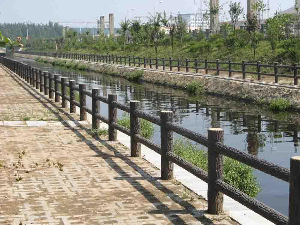 景观围栏效果图