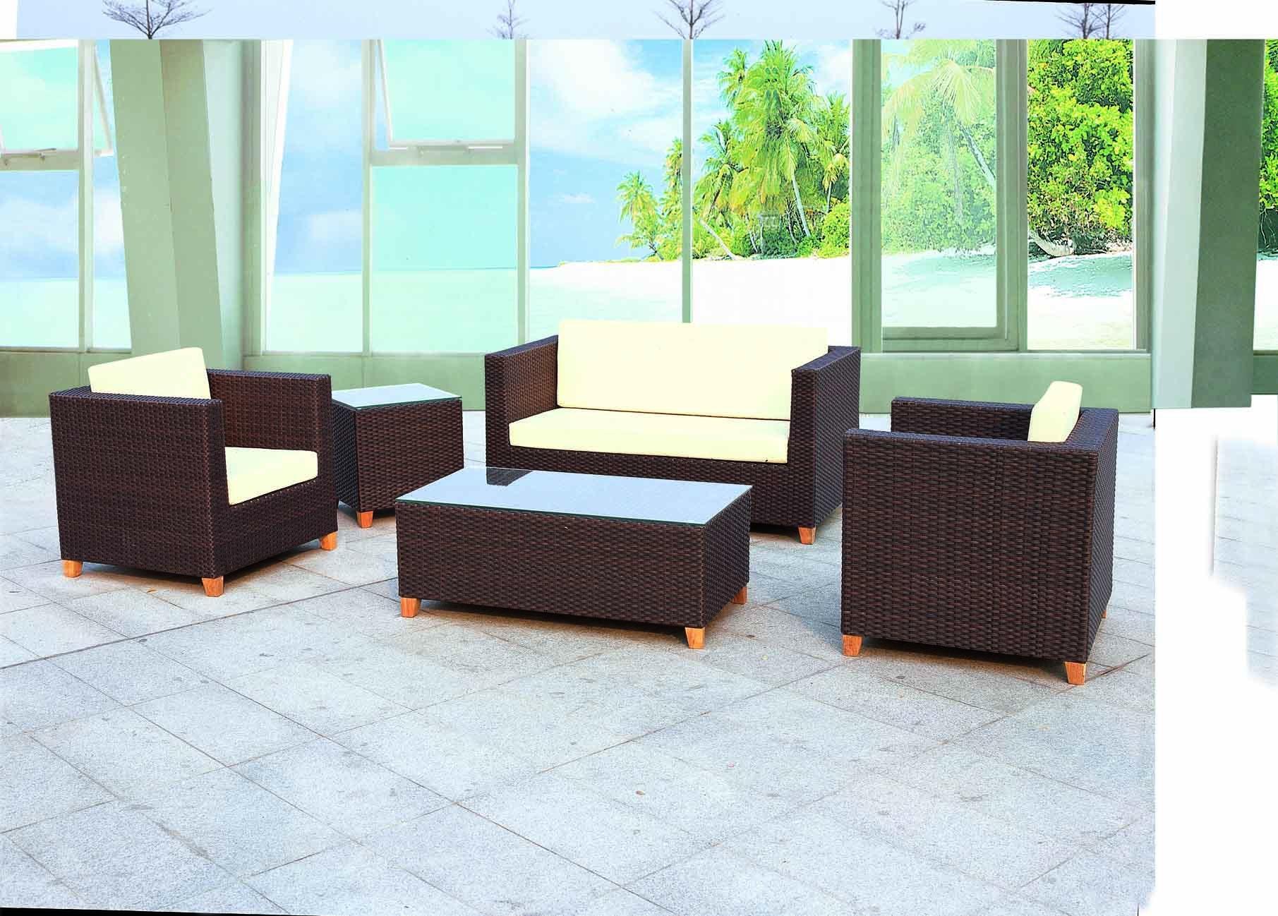 景观室外沙发平面素材