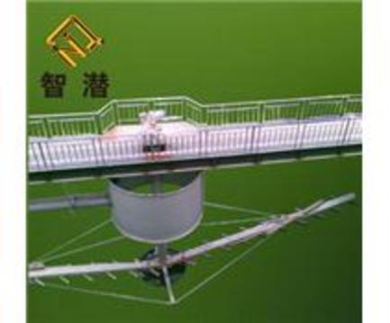 环境保护 污水纯水处理 固液分离 刮泥机              主要结构及