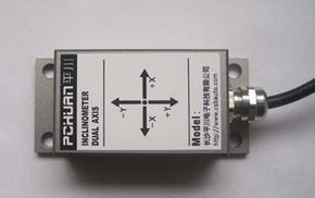PCT-SR-2CANOPEN总线双轴倾角传感器