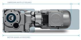 西门子SIMOGEAR新型减速机