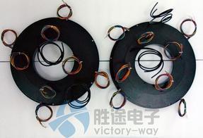 胜途电子新型超耐磨导电滑环