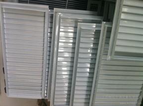 厂家直供中央空调百叶风口定制生产