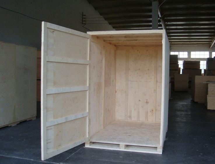功能:大型包装和重型包装箱的滑木