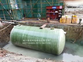 广西柳州农村改造玻璃钢化粪池@HFRP小型玻璃钢化粪池报价