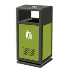 钢结构清洁箱|钢木垃圾桶|钢木分类垃圾桶