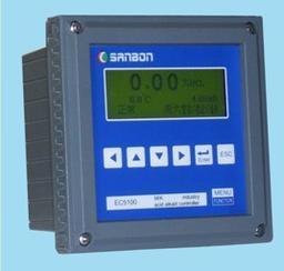 微电脑酸碱盐浓度计控制器 EC5100