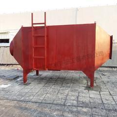 博罗废气处理活性炭吸附塔WEK-HXT