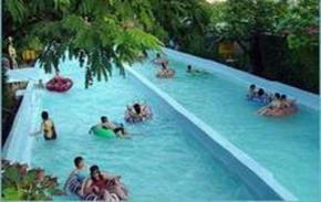 YL-F型水上乐园水处理设备,水上乐园