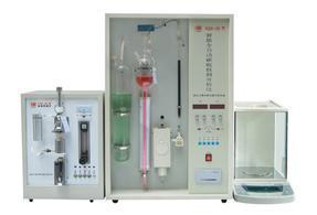 NQR-4D型智能全自动碳硫联测分析仪