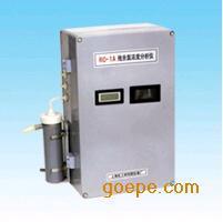 HC—1A型残余氯浓度分析仪