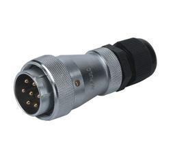 7针小型航空插头插座