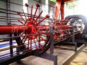 数控钢筋笼滚焊机FH1250飞宏机械