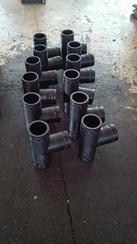 钢骨架塑料复合管管件