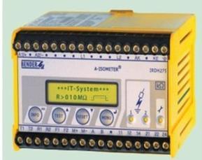 德国bender本德尔绝缘监视器检测仪