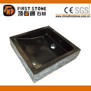 黑色花岗岩洗手盆Sink 358G