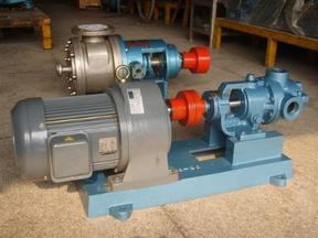 NVP不锈钢高粘度转子泵/不锈钢高粘度泵