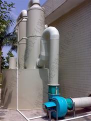 漏氯吸收装置系统