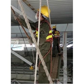 厂房钢结构除锈刷漆公司