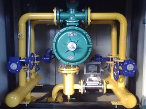 100管径燃气减压阀报价/河北燃气调压器sell/天然气减