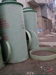 衡水玻璃钢脱硫除尘器厂家