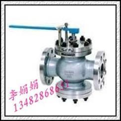 【T40H】型给水回转式调节阀