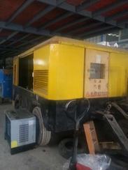 供应武汉移动式空压机,复盛132KW移动空压机出售.