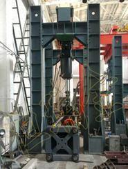 土木工程结构反力架