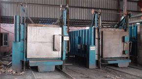 换向装置是天然气工业炉炉的重要部件