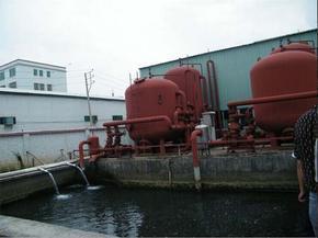 广西印染废水处理设备,普宁漂染废水回用设备解决方案