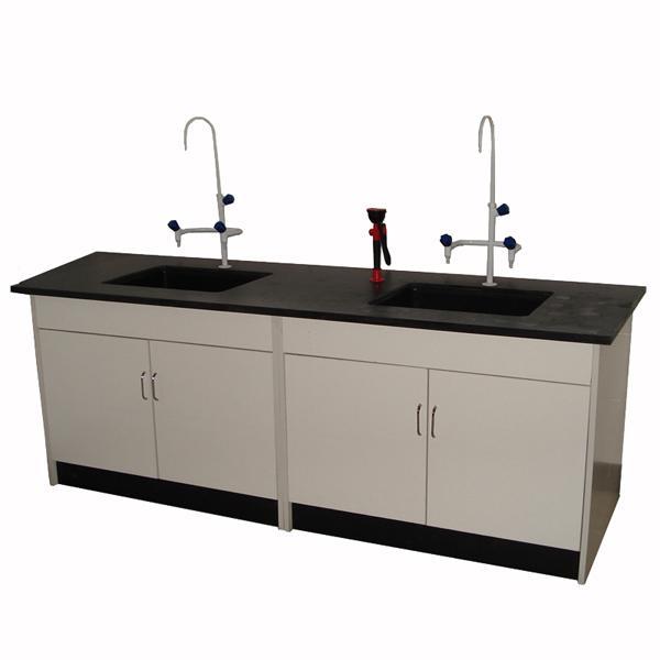 贵州实验室家具/实验室钢木洗涤台/重庆思诚实验室设