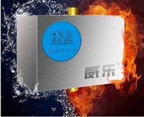 预热循环水处理系统{家用循环泵}