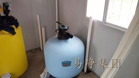 易净玻璃钢雨水收集回用系统