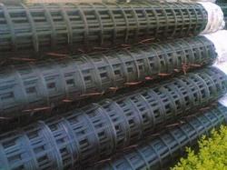 中国钢塑格栅