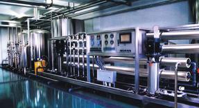 纯净水、矿泉水成套生产设备