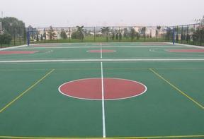 塑胶篮球场尺寸