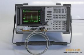 回收HP8590A:超低价HP8590L频谱仪