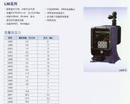 柏斯菲达电磁隔膜计量泵(LM系列)