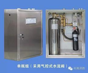 厨房灭火系统、厨房自动灭火设备